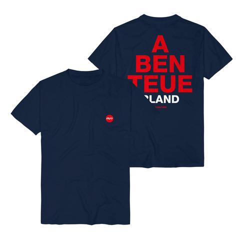 ABENTEUER LAND von Pur - T-Shirt jetzt im Pur - Shop Shop