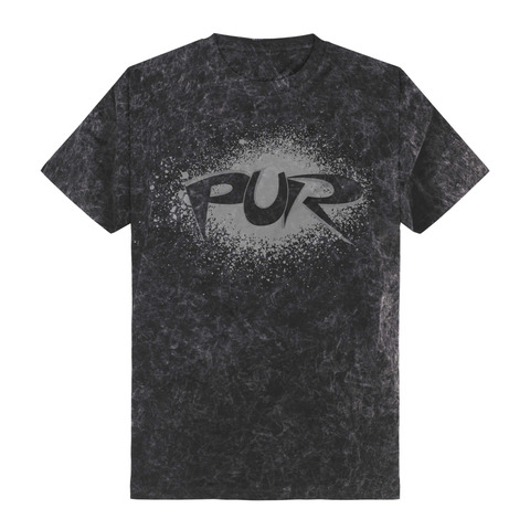 Sprayed Logo von Pur - T-Shirt jetzt im Pur - Shop Shop