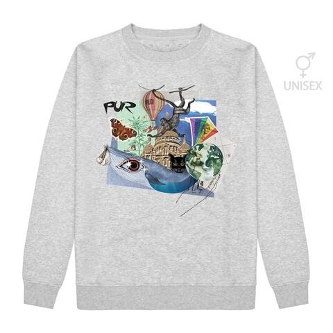 Aus allen Welten von Pur - Unisex Sweater jetzt im Pur - Shop Shop
