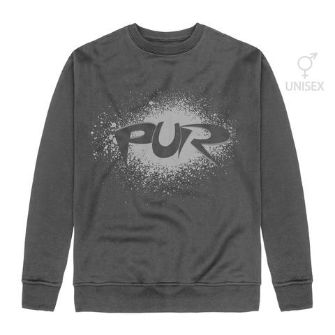 Sprayed Logo von Pur - Unisex Sweater jetzt im Pur - Shop Shop