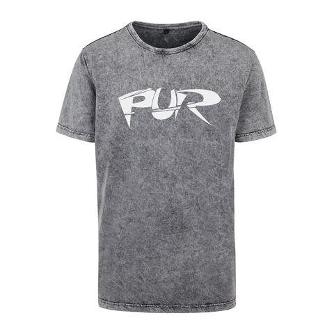 √Pur Splitted von Pur - t-shirt jetzt im Pur - Shop Shop