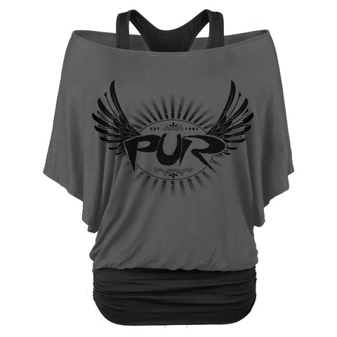 √Pur Wings von Pur - Woman Shirt jetzt im Pur - Shop Shop